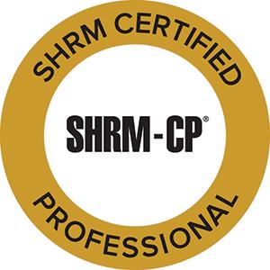 LOGO FOR SHRM CERTIFICATION
