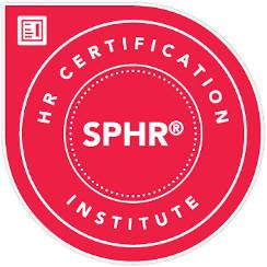 LOGO FOR SPHR CERTIFICATION